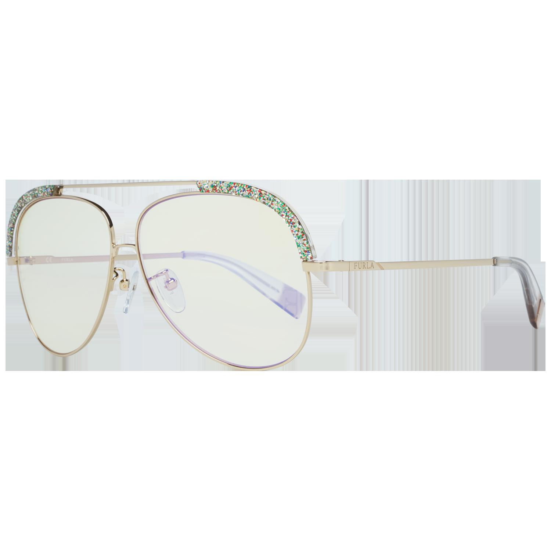 Furla Sunglasses SFU284 300X 60 Gold
