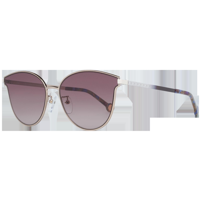 Carolina Herrera Sunglasses SHE104 0A39 59 Rose Gold