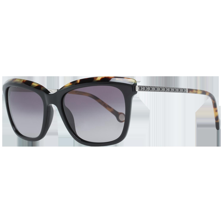 Carolina Herrera Sunglasses SHE689 0700 54 Brown
