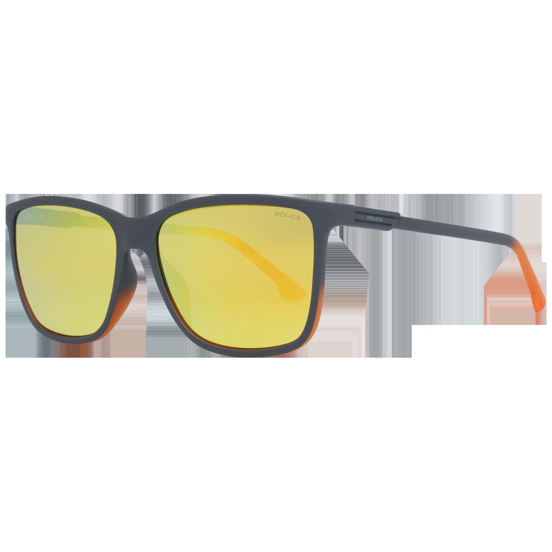 Police Sunglasses SPL585 4GFA 57 Grey