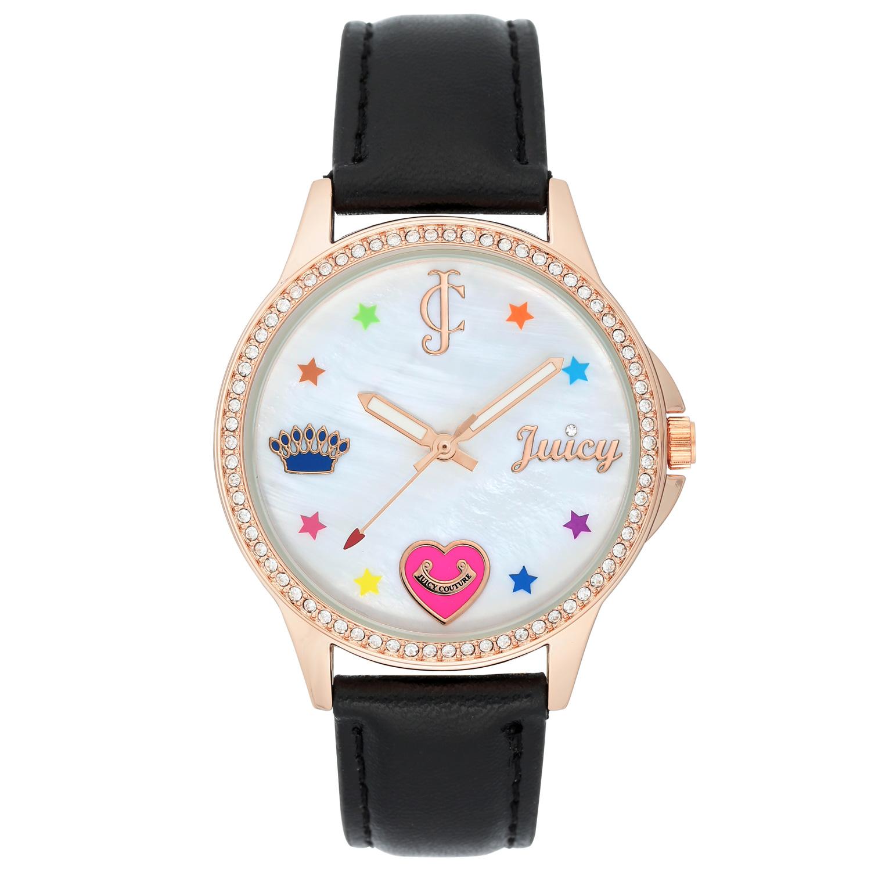 Juicy Couture Watch JC/1106RGBK Black