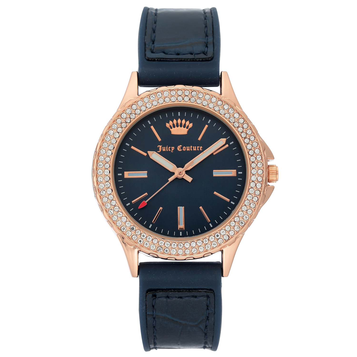 Juicy Couture Watch JC/1112RGNV Blue