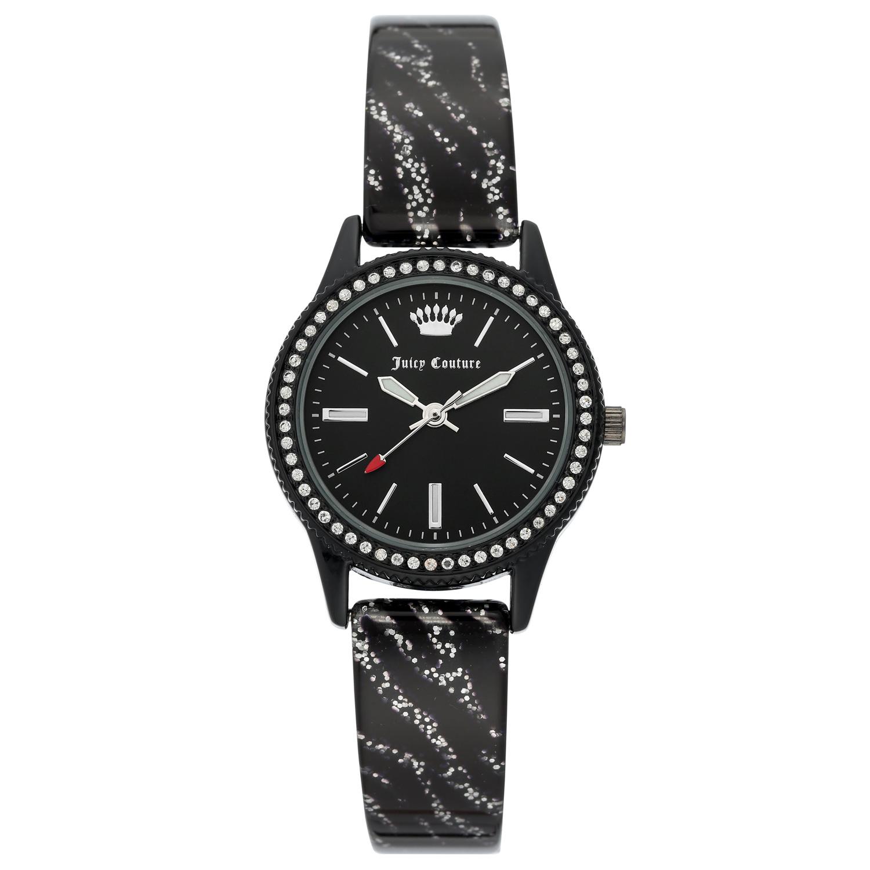 Juicy Couture Watch JC/1114BKSI Black