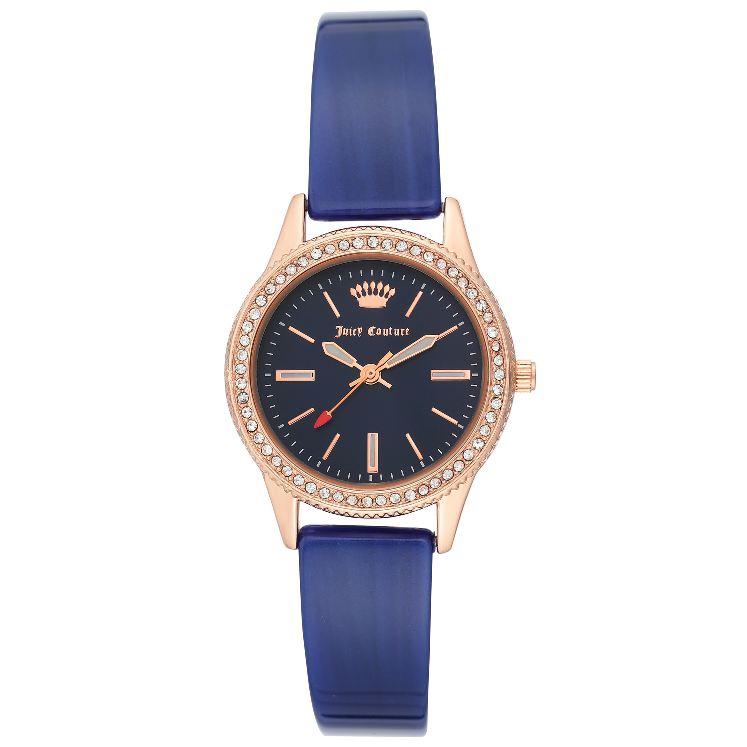Juicy Couture Watch JC/1114RGNV Blue