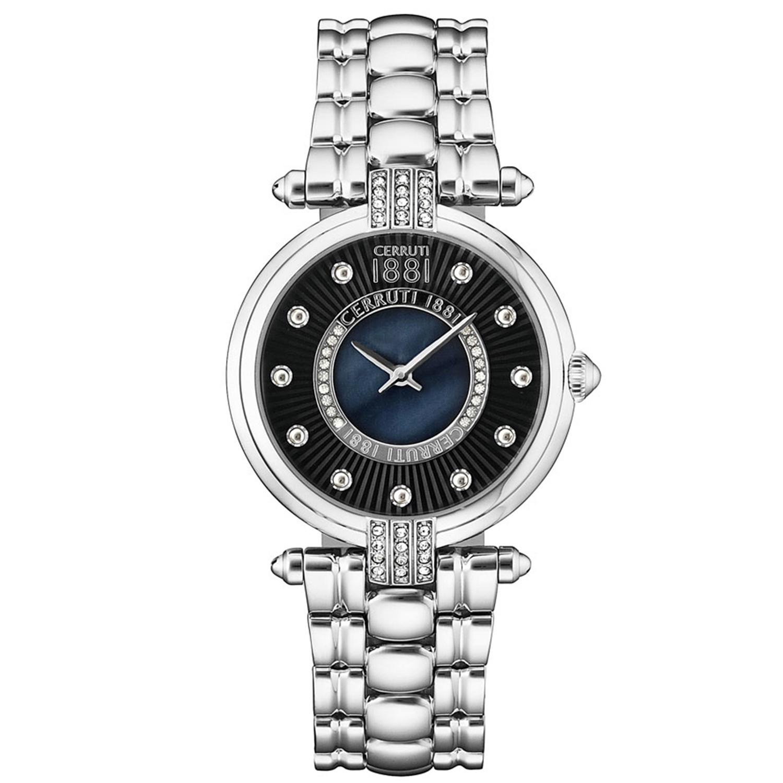 Cerruti 1881 Watch CRM140SN02MS Carisola Silver