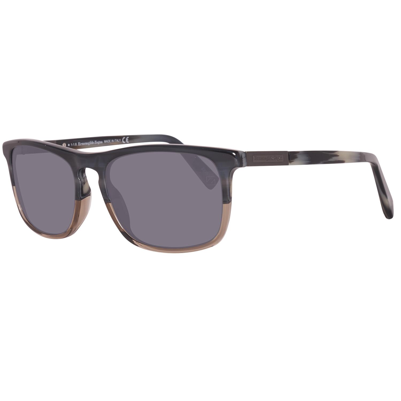 Ermenegildo Zegna Sunglasses EZ0045 64A 56 Grey