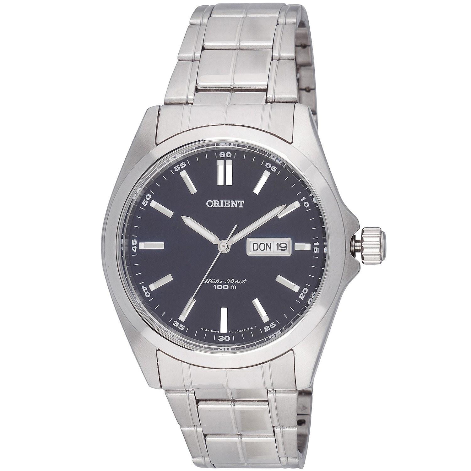 Orient Watch FUG1H001D6 Silver