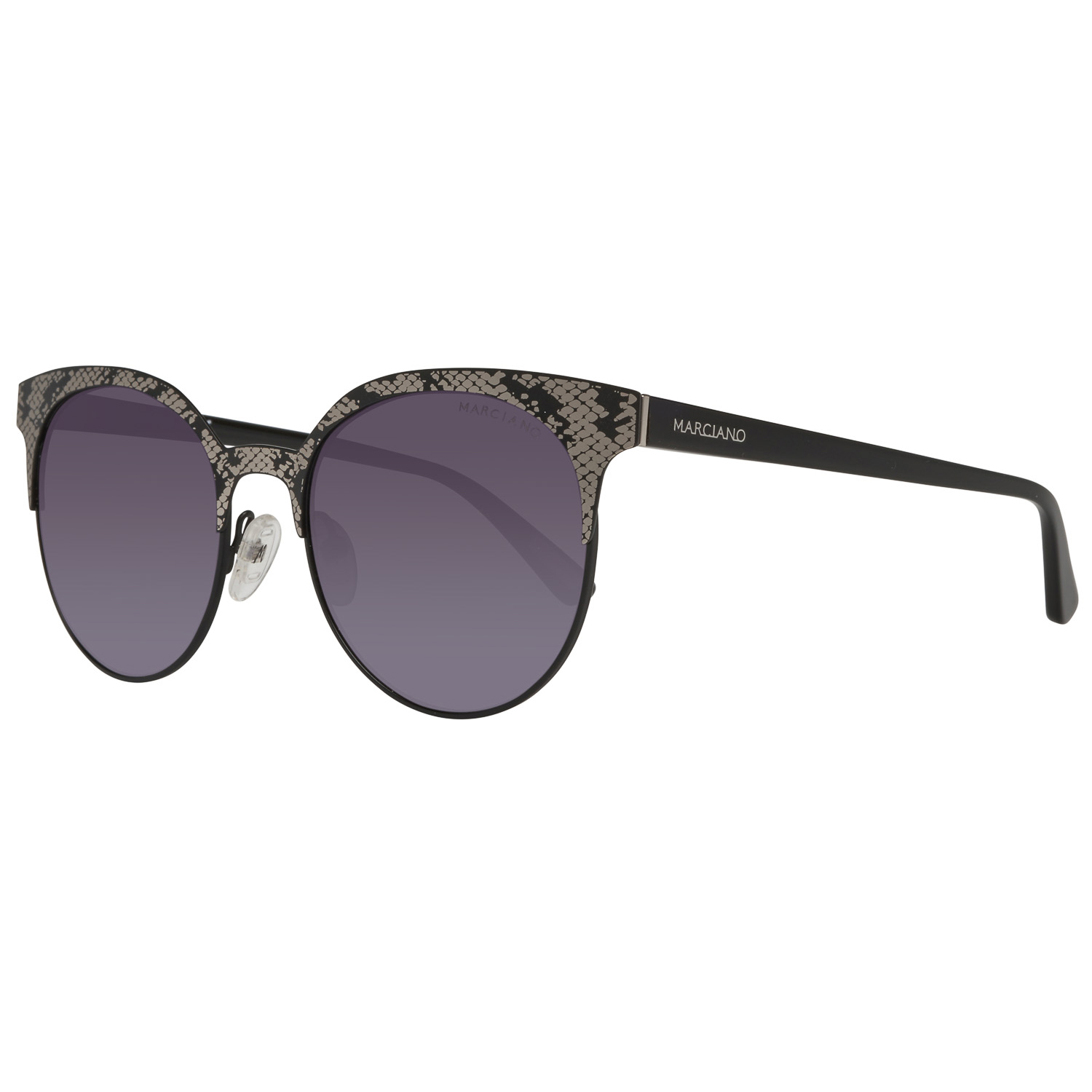 Guess by Marciano Sunglasses GM0773 02B 52 Black