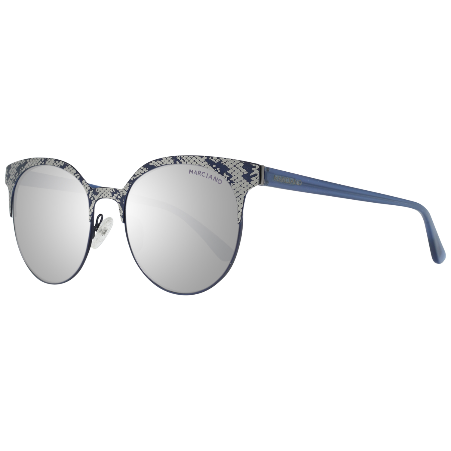 Guess by Marciano Sunglasses GM0773 91C 52 Blue