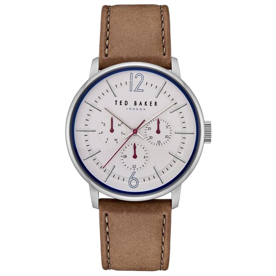 Ted Baker Watch TE15066004 Jason Silver