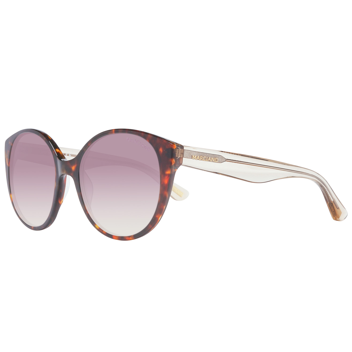 Guess by Marciano Sunglasses GM0772 52G 55 Brown