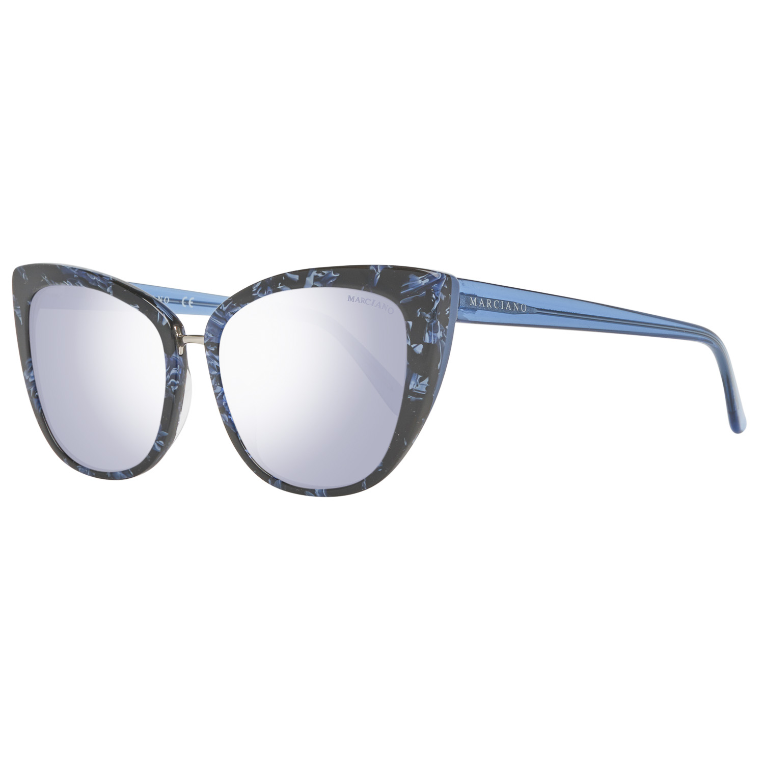 Guess by Marciano Sunglasses GM0783 89C 55 Blue