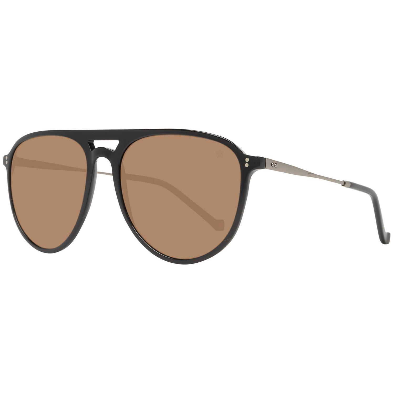 Hackett Bespoke Sunglasses HSB843 001 57 Black