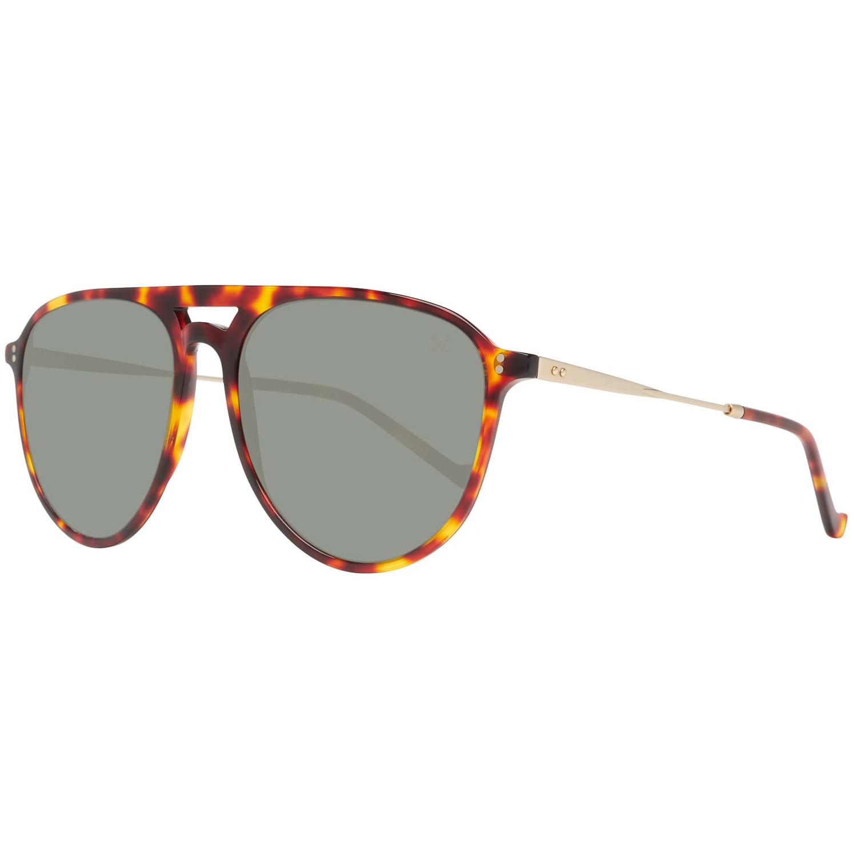 Hackett Bespoke Sunglasses HSB843 143 57 Brown