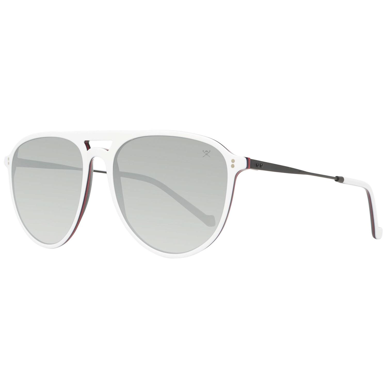 Hackett Bespoke Sunglasses HSB843 864 57 White