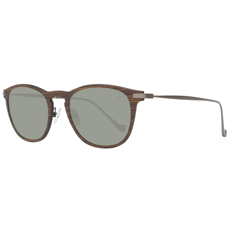 Hackett Bespoke Sunglasses HSB862 112 52 Brown