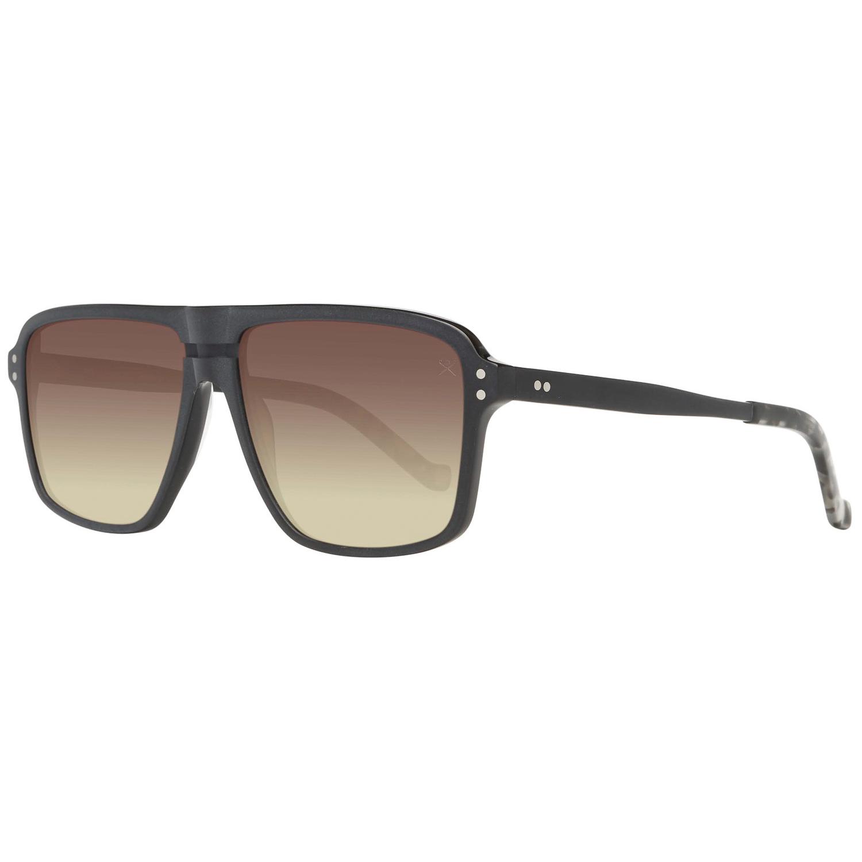 Hackett Bespoke Sunglasses HSB868 02P 57 Grey