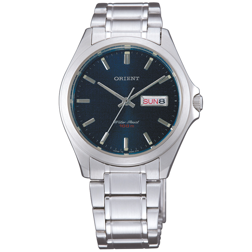 Orient Watch FUG0Q004D6 Silver