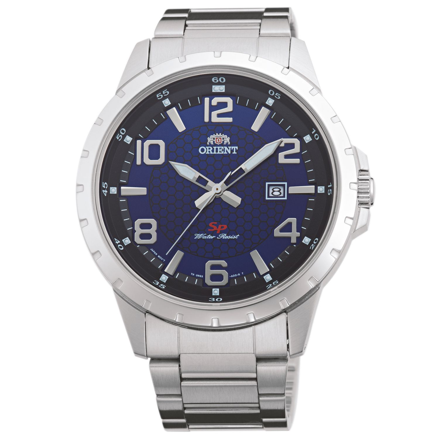Orient Watch FUNG3001D0 Silver