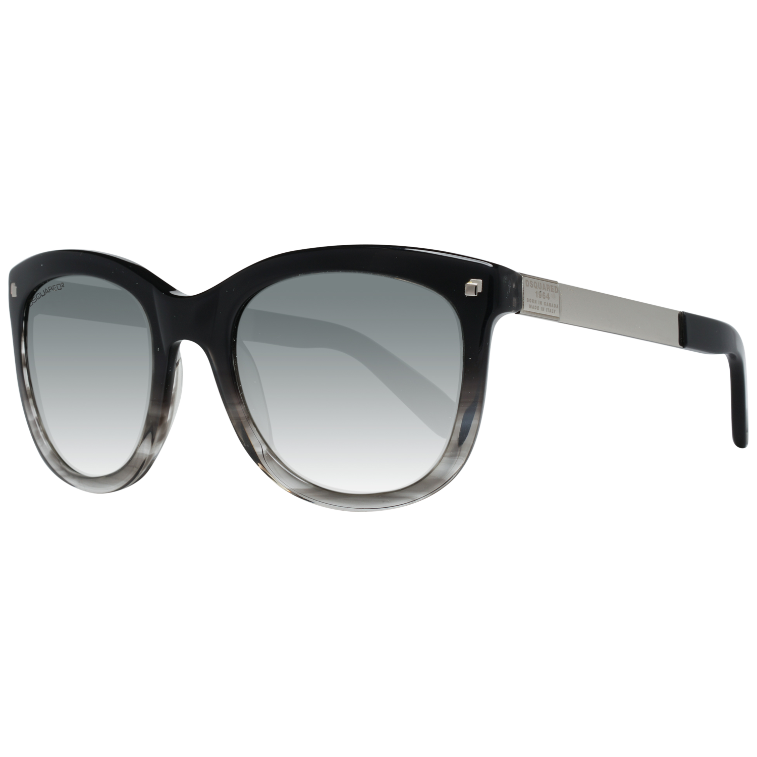 Dsquared2 Sunglasses DQ0132 20B 53 Black
