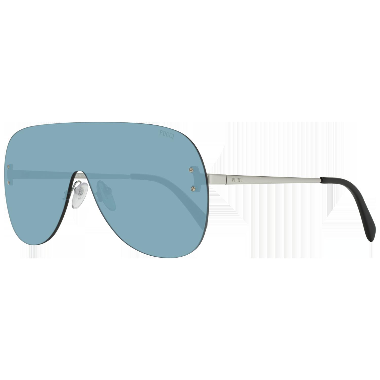 Emilio Pucci Sunglasses EP0078 16V 00 Silver