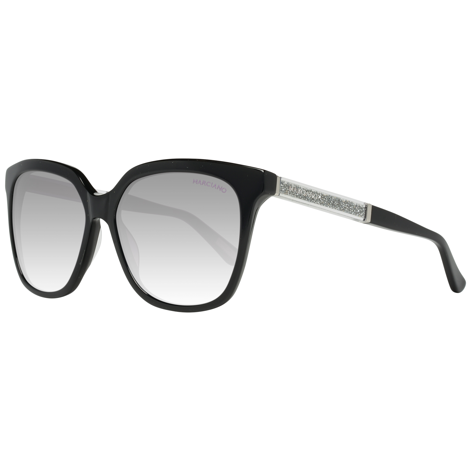 Guess by Marciano Sunglasses GM0769 01B 54 Black