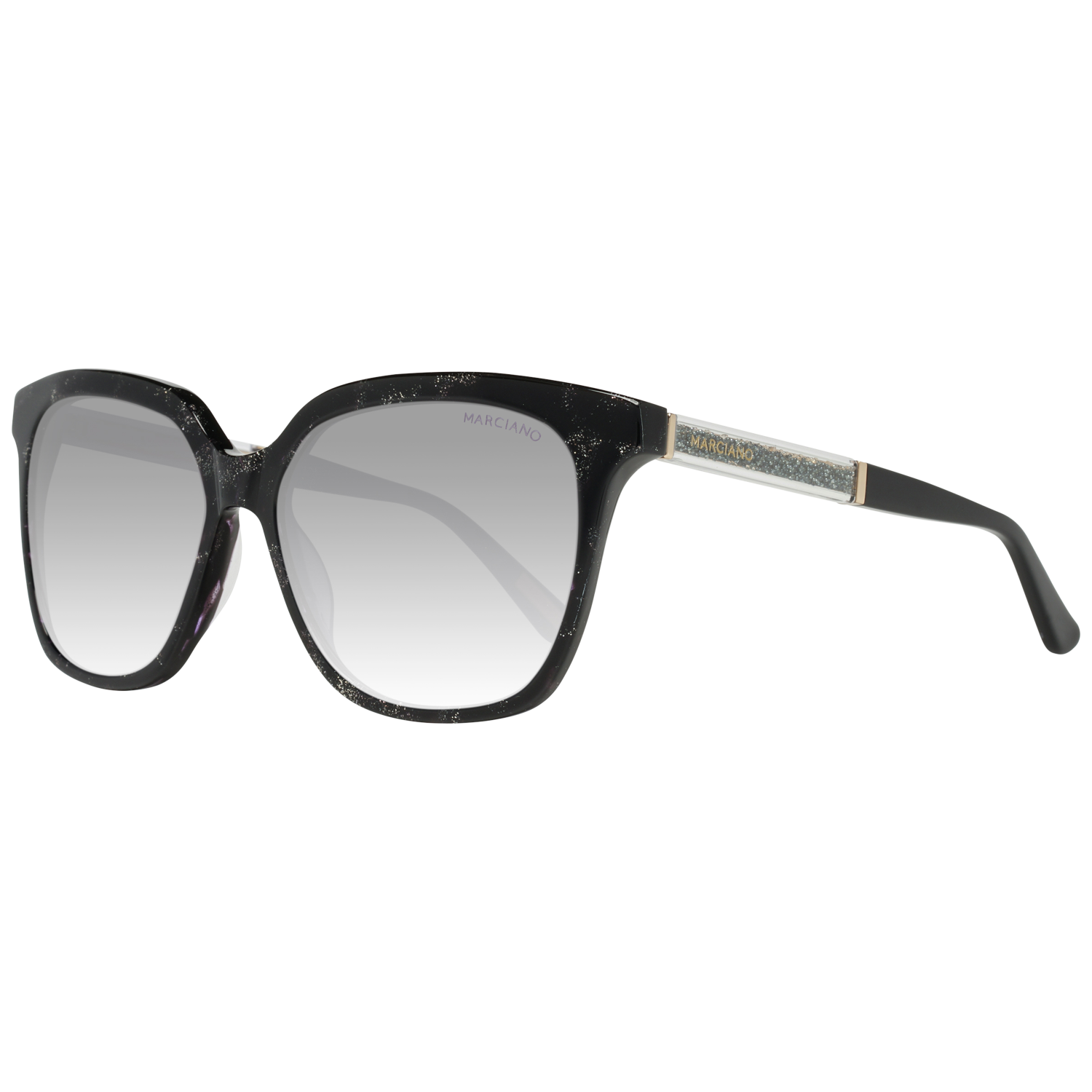 Guess by Marciano Sunglasses GM0769 05C 54 Black