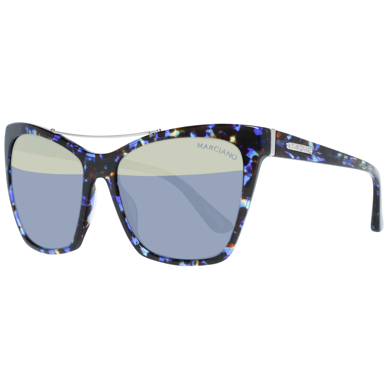 Guess by Marciano Sunglasses GM0753 92B 57 Blue