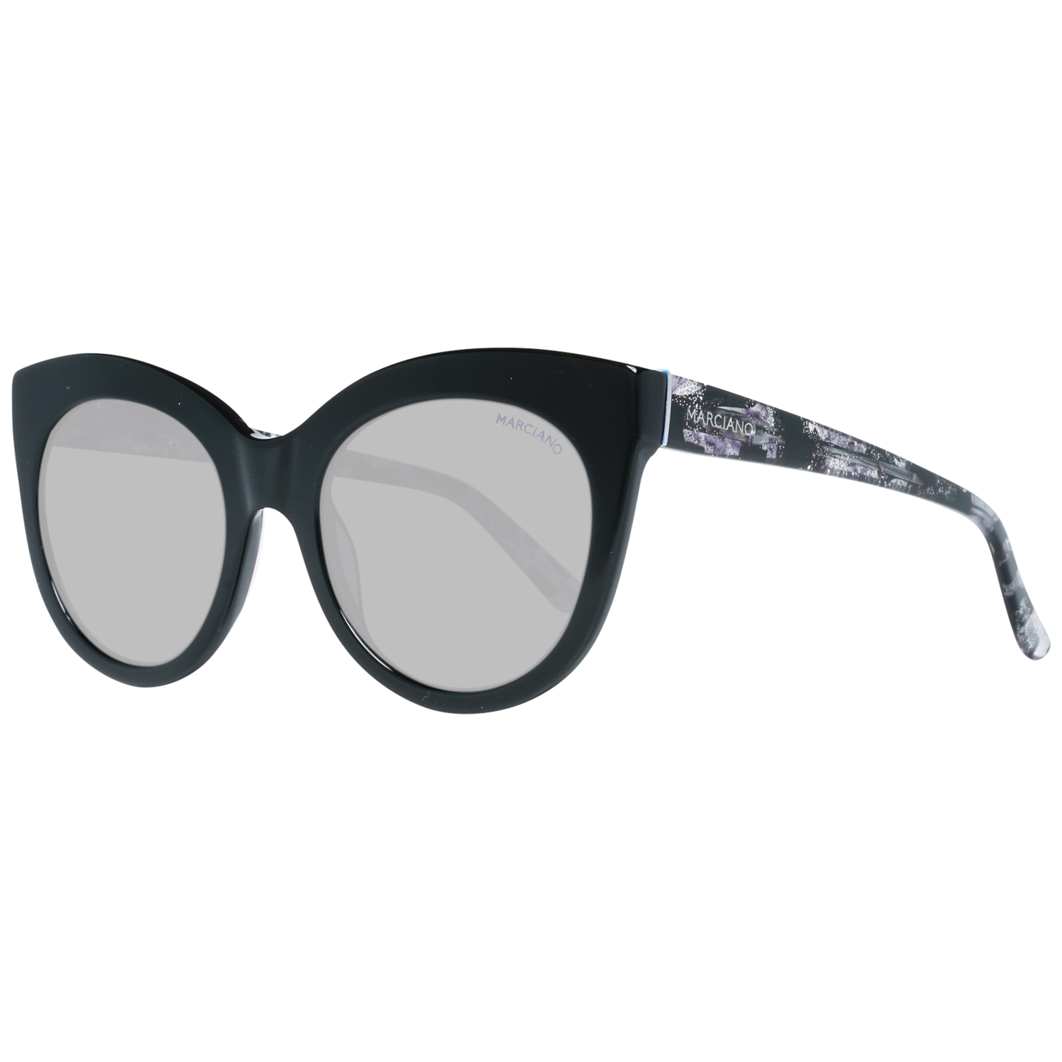 Guess by Marciano Sunglasses GM0760 01C 54 Black