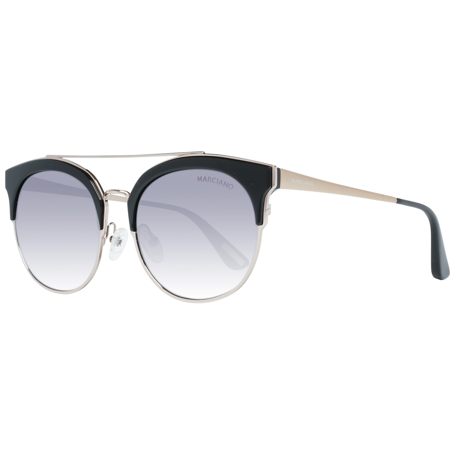 Guess by Marciano Sunglasses GM0764 05B 57 Black