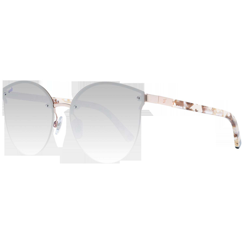 Web Sunglasses WE0197 45C 59 Brown