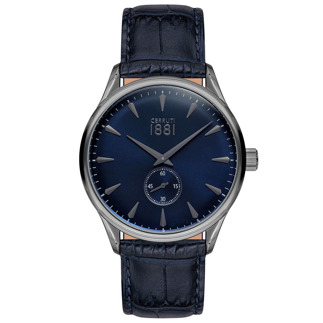 Cerruti 1881 Watch CRA24006 Clusone Gunmetal