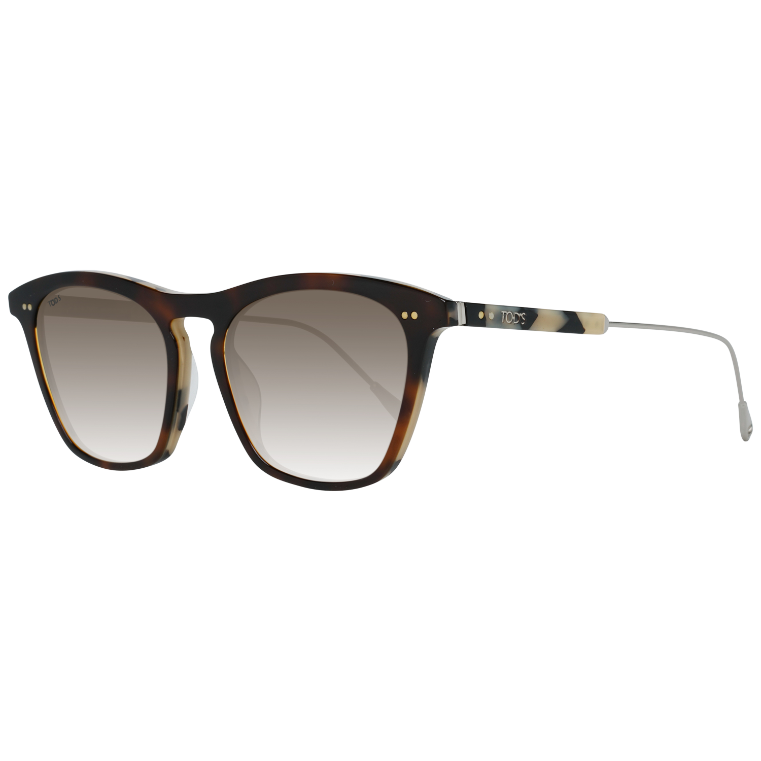 Tods Sunglasses TO0215 55K 53 Brown