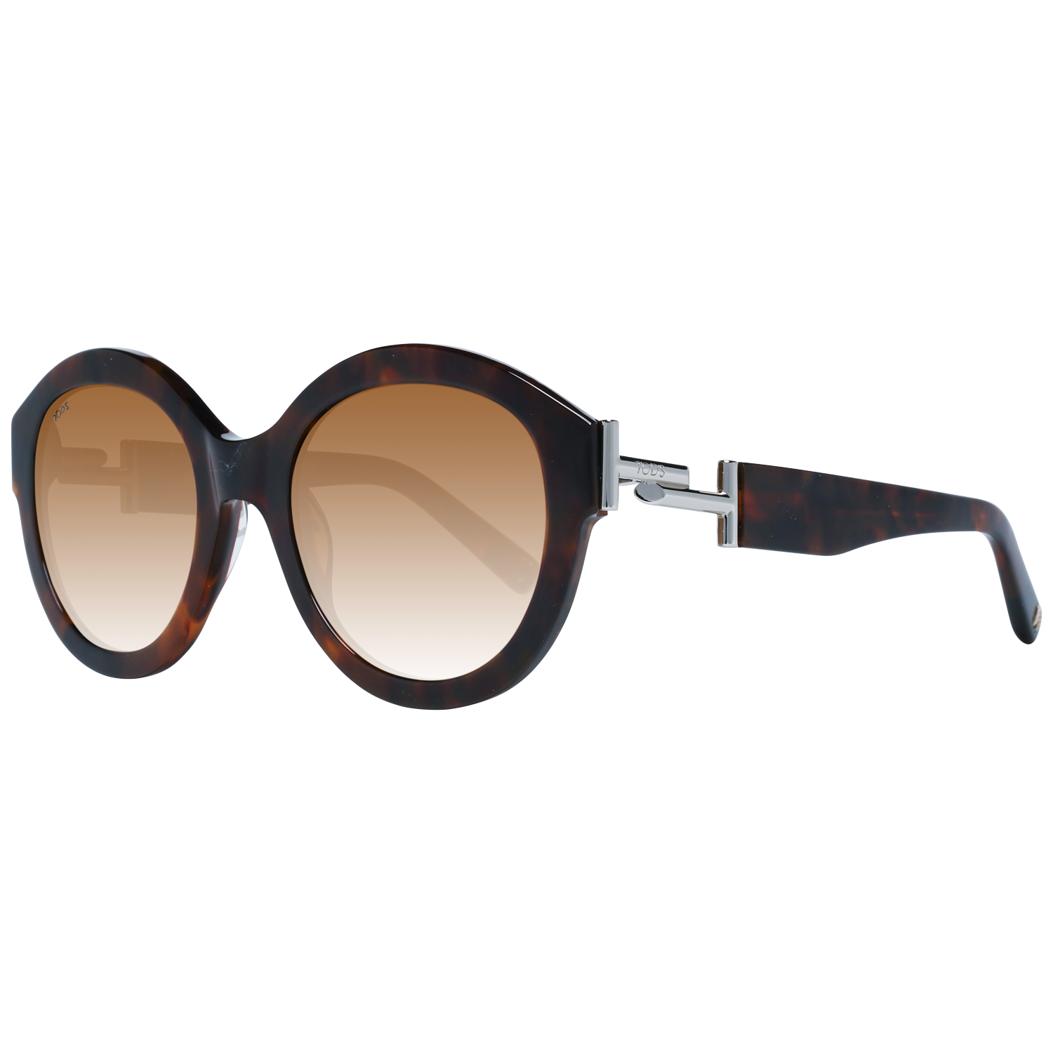 Tods Sunglasses TO0208 56F 52 Brown