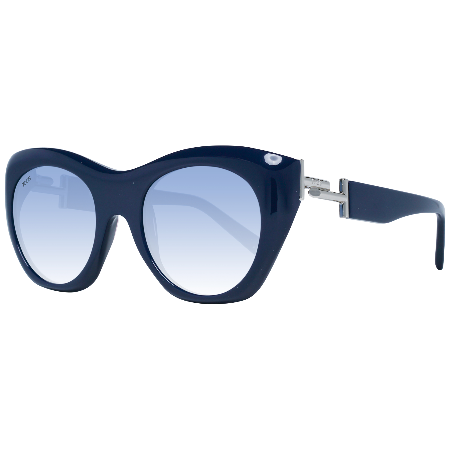 Tods Sunglasses TO0214 90W 51 Blue