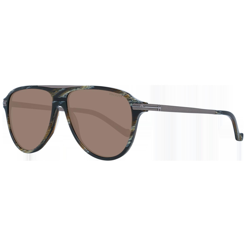Hackett Bespoke Sunglasses HSB890 173 58 Brown