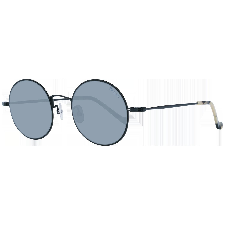 Hackett Bespoke Sunglasses HSB891 002 48 Black