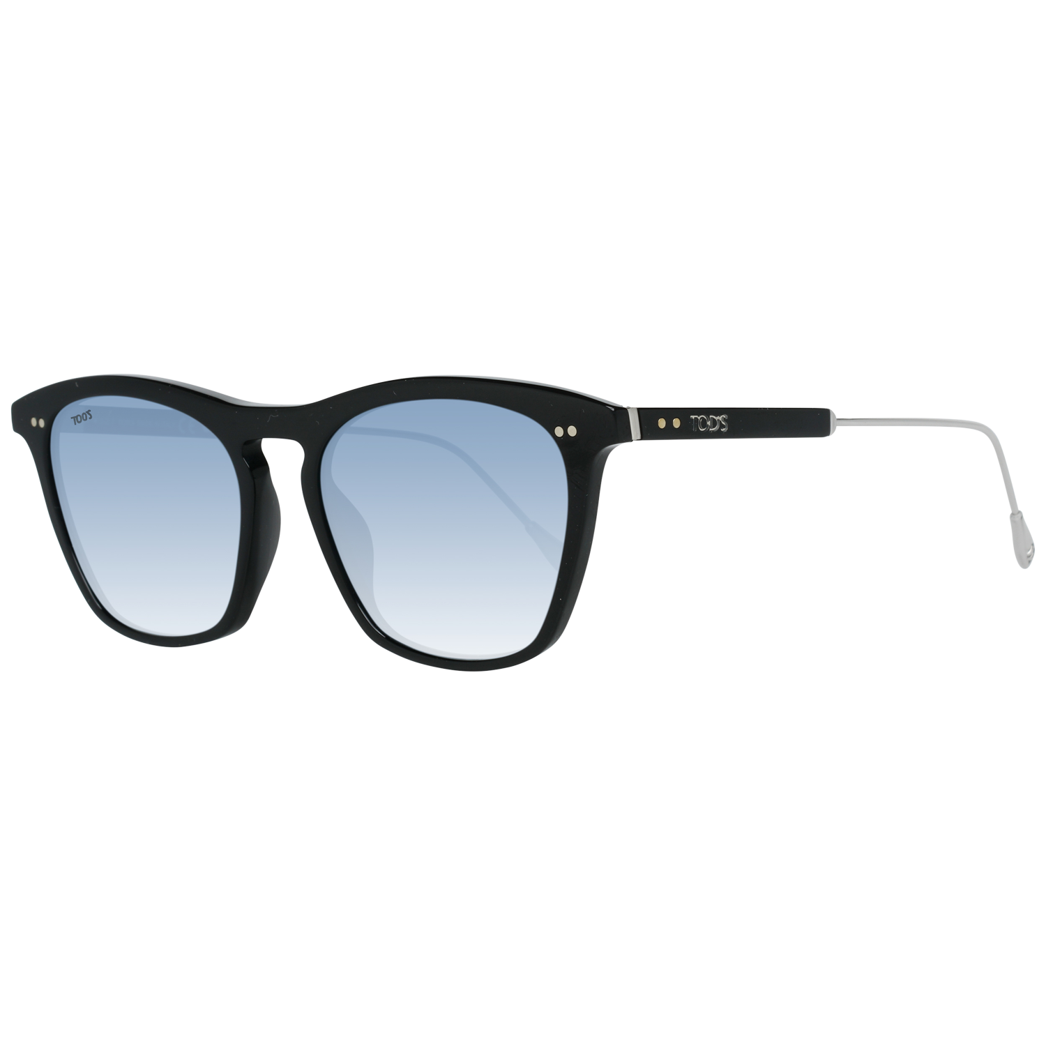 Tods Sunglasses TO0215 01W 53 Black