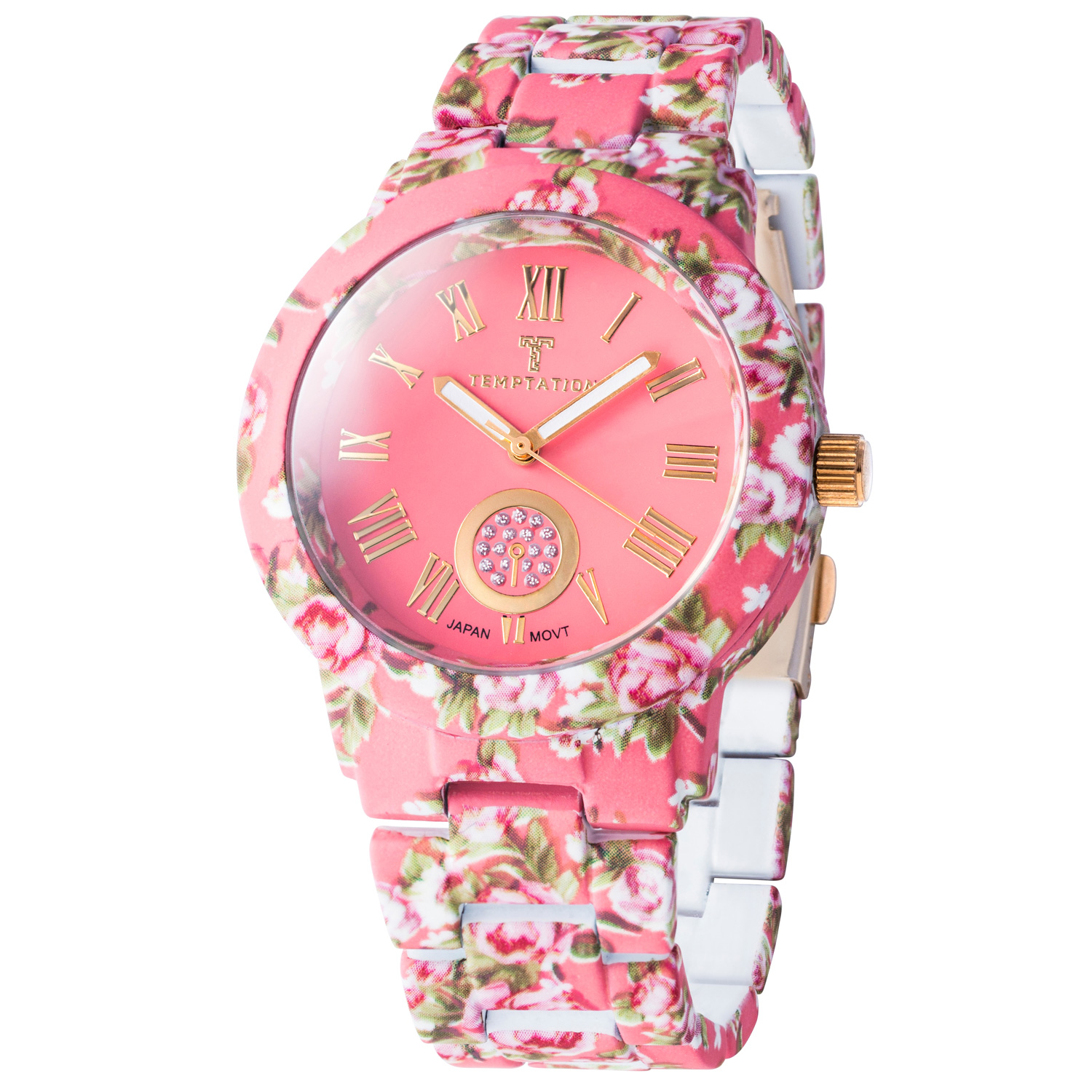 Temptation Watch TEA-2015-01 Multicolor