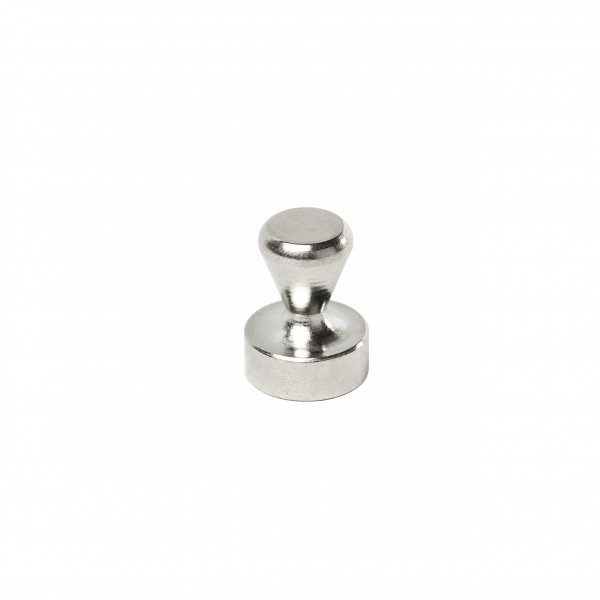 Stainless Steel Office Magnet For Magnetic Pin Board, 12x16mm