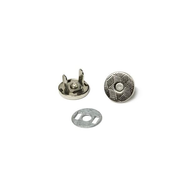 Magnetknopf Ø 10 mm Magnetschließe