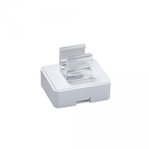 Magnethalterung für Plakatrahmen senkrecht 34x29x28 mm