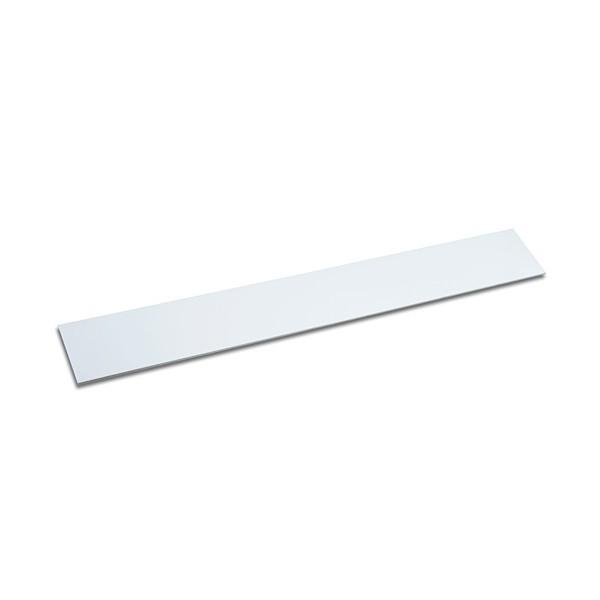 Metallleiste selbstklebend, Farbe: weiß, 300x40 mm