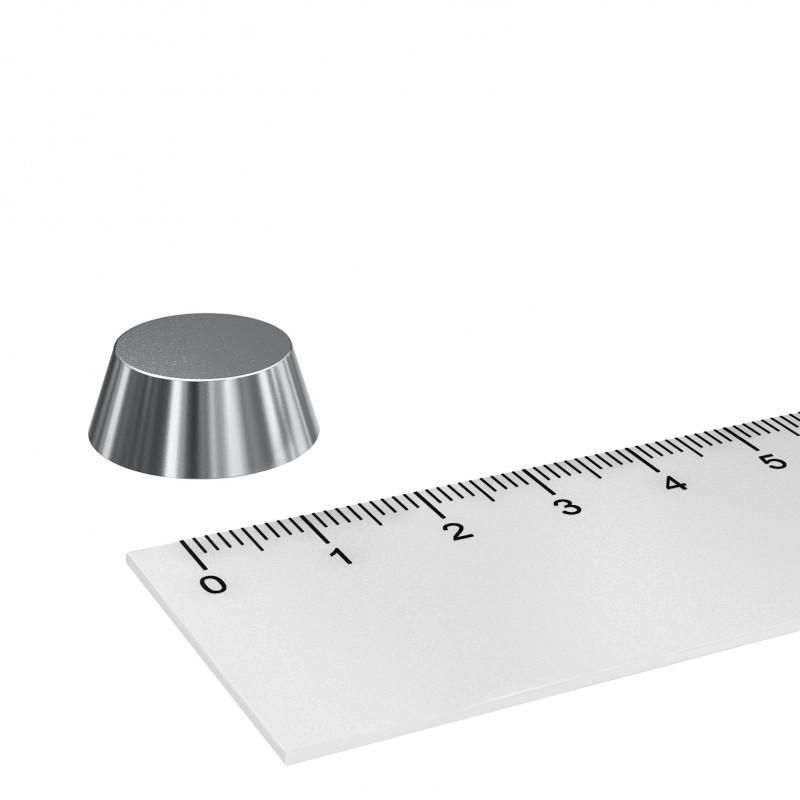Konusmagnet 20x15x8 mm