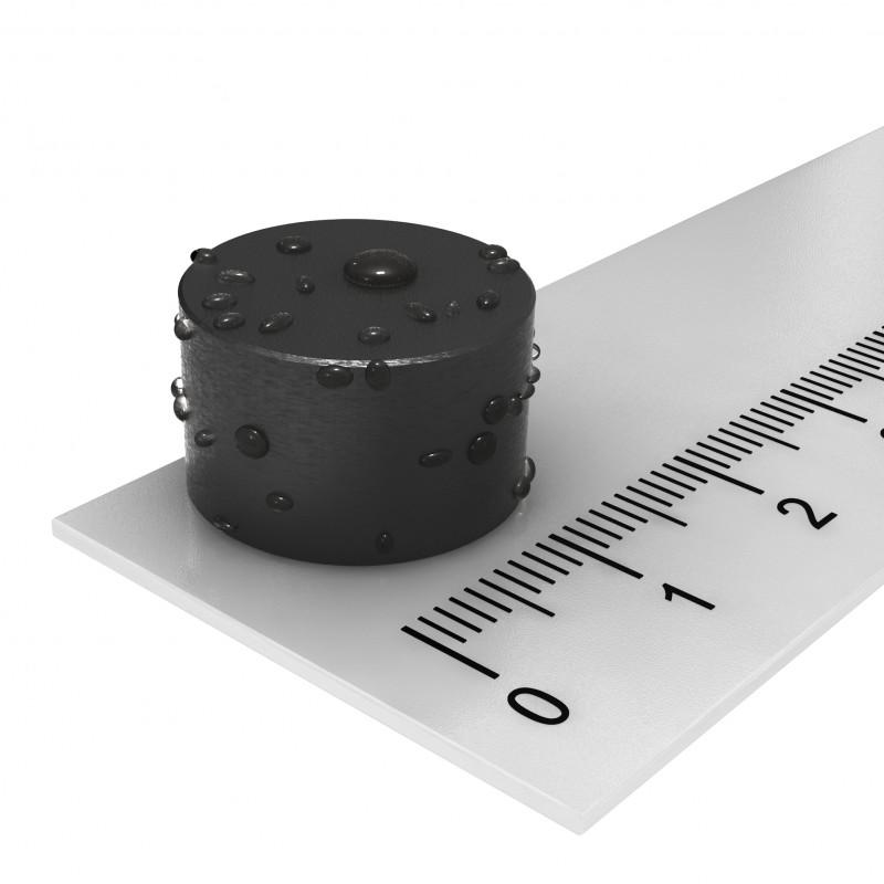 16 x 9 mm gommato