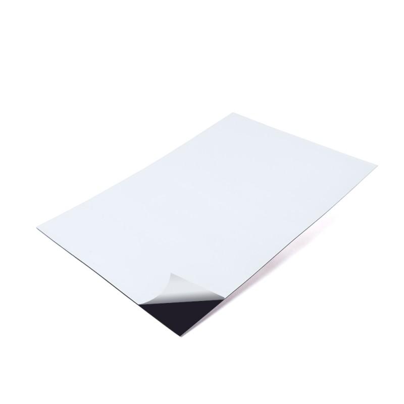 Selbstklebende Magnetfolie Format DIN A4