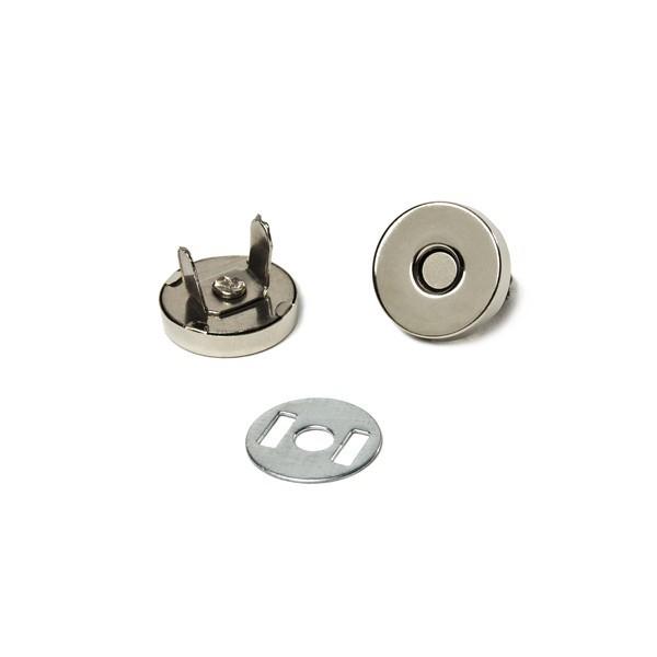 Magnetknopf Ø 14 mm Magnetschließe