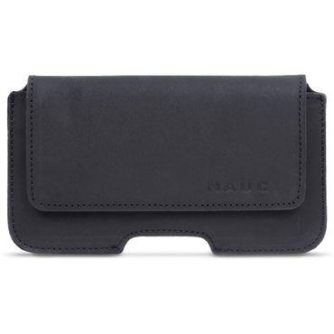 Leder Tasche Apple iPhone 11 Pro Handy Hülle Sleeve Cover Schutzhülle Lederhülle – Bild 4