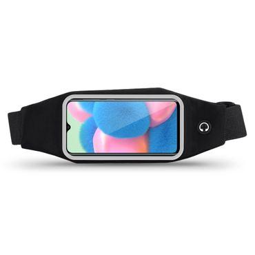 Handy Hülle Samsung Galaxy A30s Tasche Schutzhülle Bauchtasche Sport Fitnesscase – Bild 3
