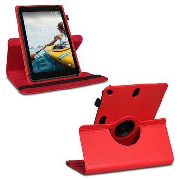 Schutz Tasche Medion Lifetab E10702 Schutzhülle Hülle Tablet 360° Drehbar Case – Bild 10